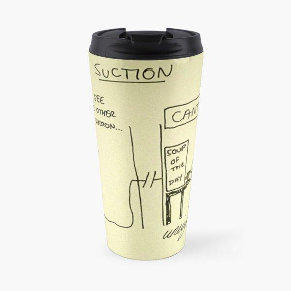 Suction Travel Mug