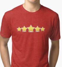 Product quality rating Tri-blend T-Shirt