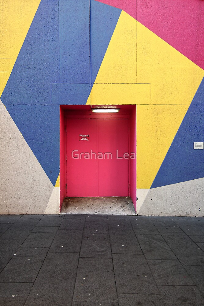 Happy Exit by Graham Lea