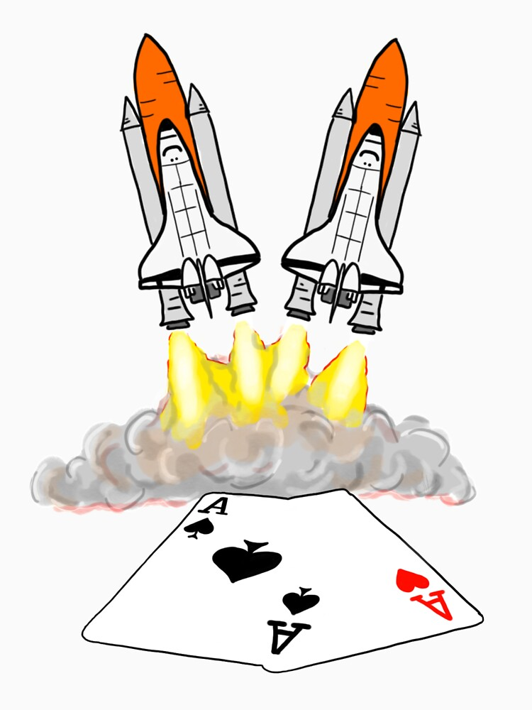 Pocket Rockets by fullrangepoker
