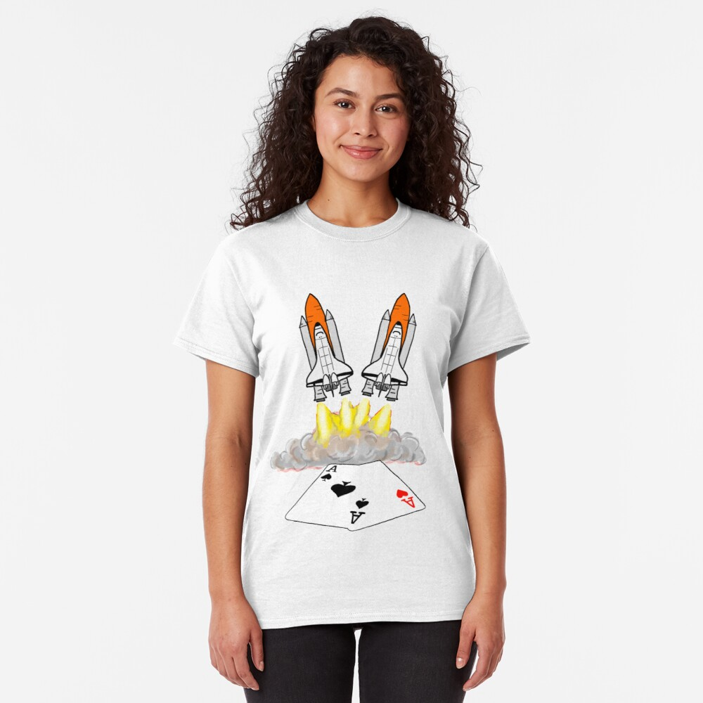 Pocket Rockets Classic T-Shirt