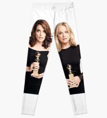 Amy and Tina Golden Globes Leggings