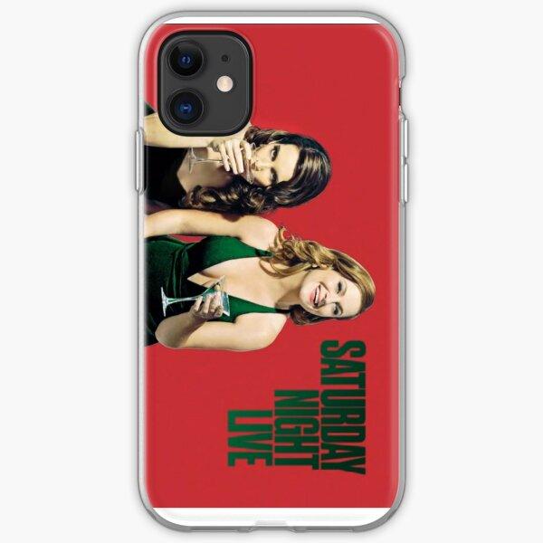 Amy and Tina SNL iPhone Soft Case