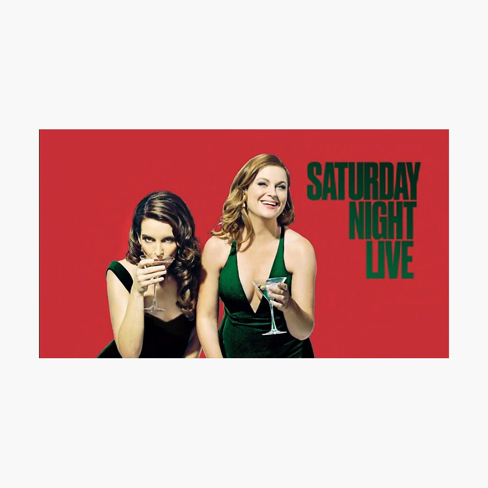 Amy und Tina SNL Fotodruck