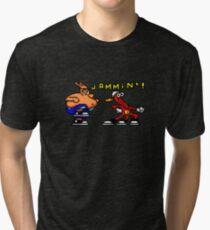 Toe Jammin' Tri-blend T-Shirt