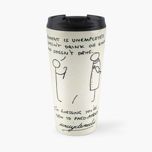Paediatrics Travel Mug