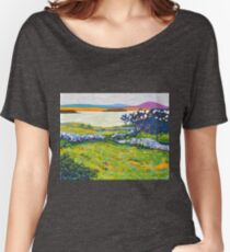 Dooghill, Mayo. Ireland Women's Relaxed Fit T-Shirt