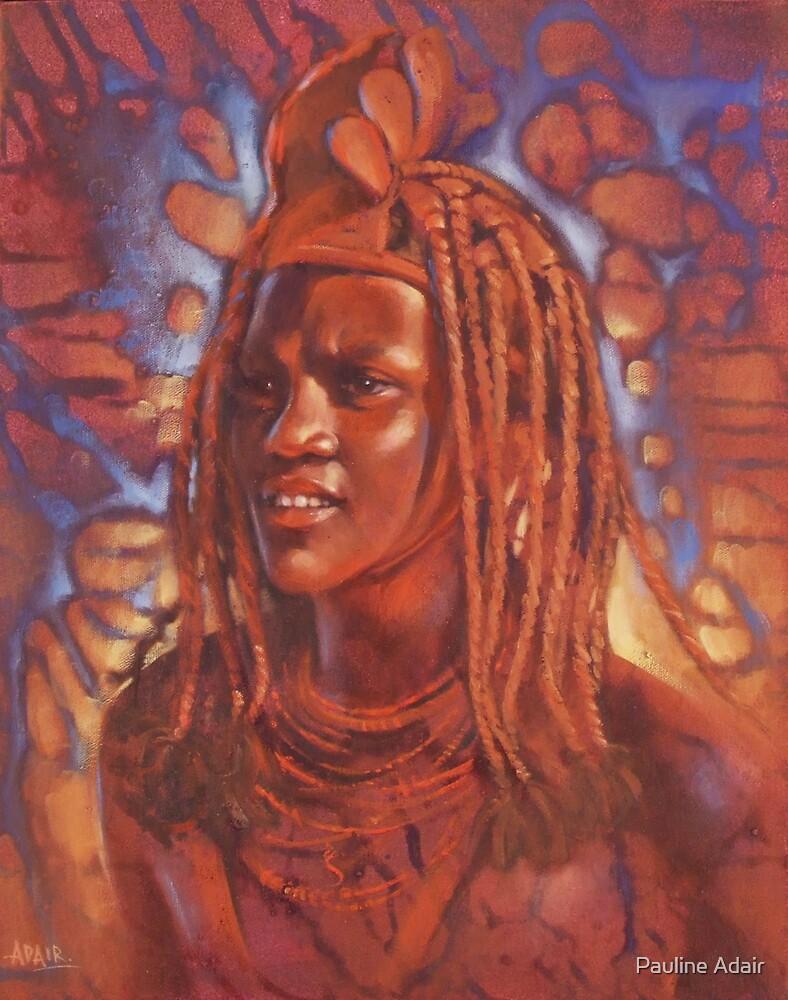 'Himba Woman' by Pauline Adair
