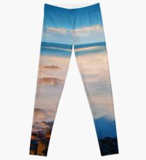 Surf at the Giants Causeway Leggings