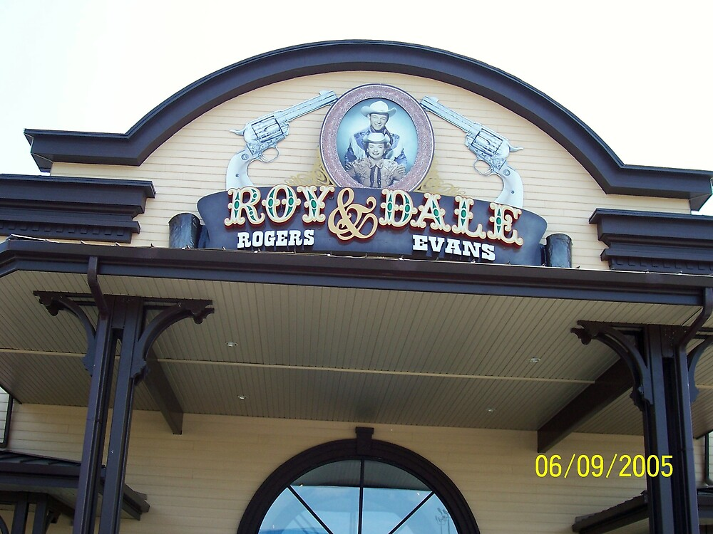 Roy Rogers Museum, Branson, Missouri by HungarianGypsy