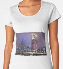 Melburne by night. Women's Premium T-Shirt