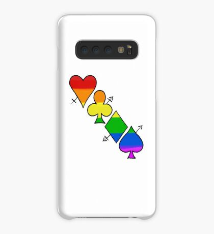 LGBT Poker Case/Skin for Samsung Galaxy
