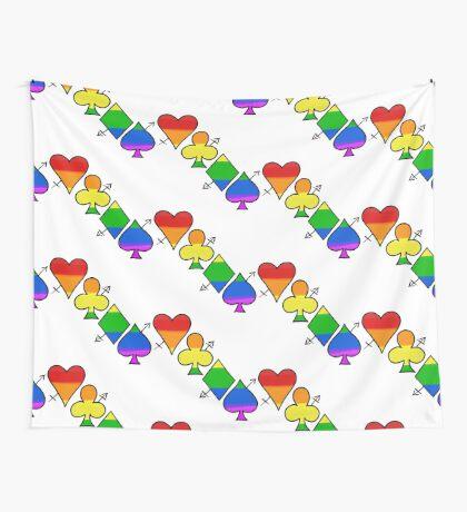 LGBT Poker Tapestry