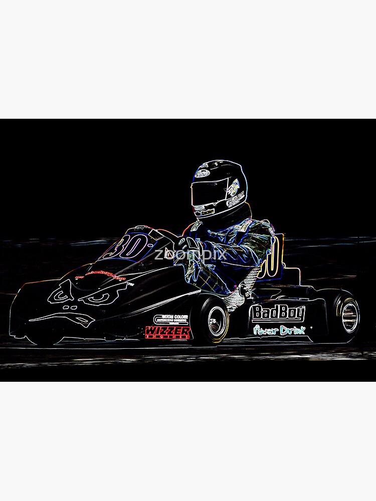 Karting  by zoompix