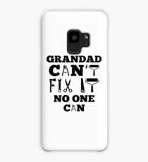 if grandad can't fix it no one can shirt and hoddie Case/Skin for Samsung Galaxy