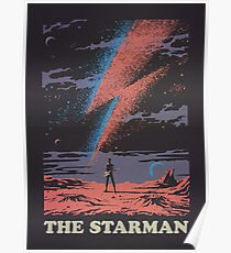 The Starman Poster