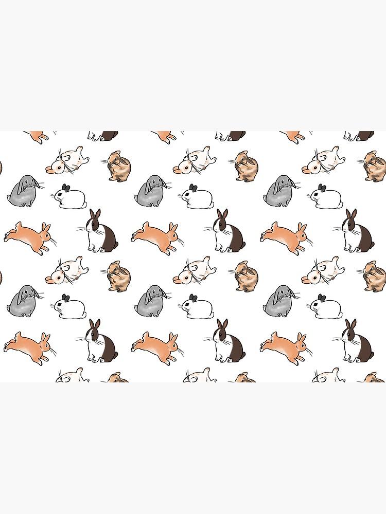 Bunnies by singersalvagart