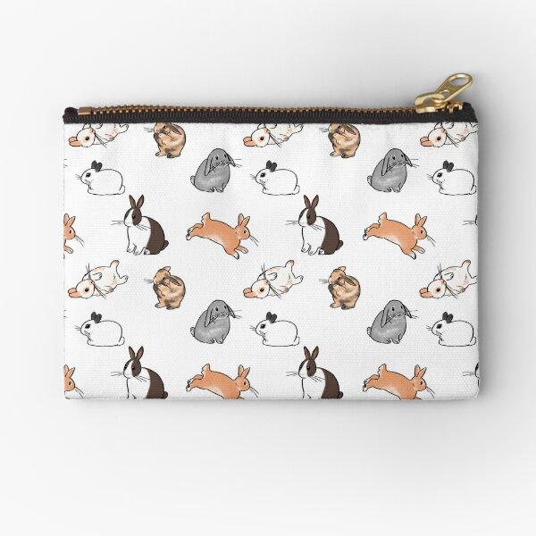 Bunnies Zipper Pouch