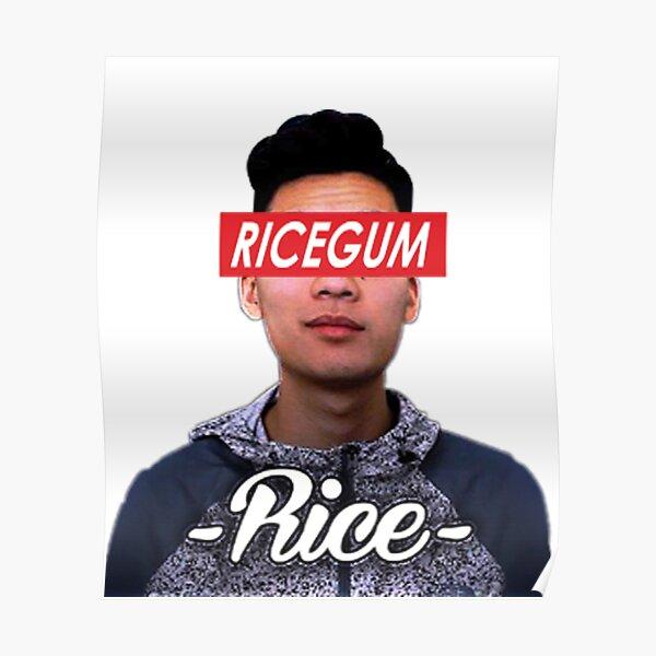 Ricegum Poster