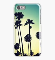 Pacific Coast Hwy Cruisin iPhone Case/Skin