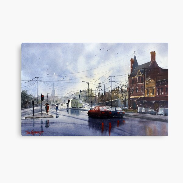 Clifton Hill, Melbourne Metal Print