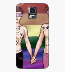Funda/vinilo para Samsung Galaxy Derechos de los homosexuales
