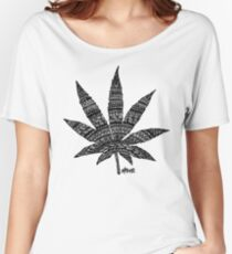 Chronic Leaf Relaxed Fit T-Shirt
