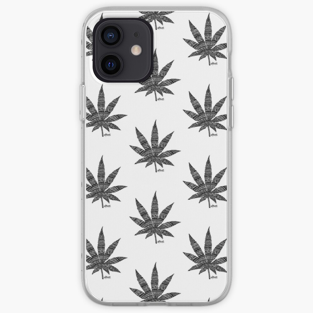 Chronic Leaf iPhone Case & Cover