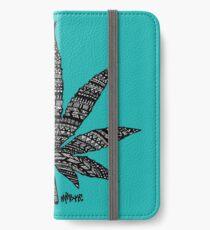 Chronic Leaf iPhone Wallet/Case/Skin