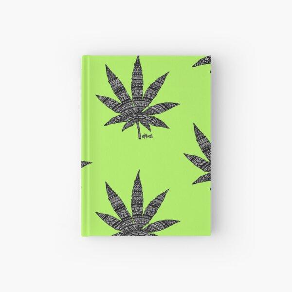 Chronic Leaf Hardcover Journal