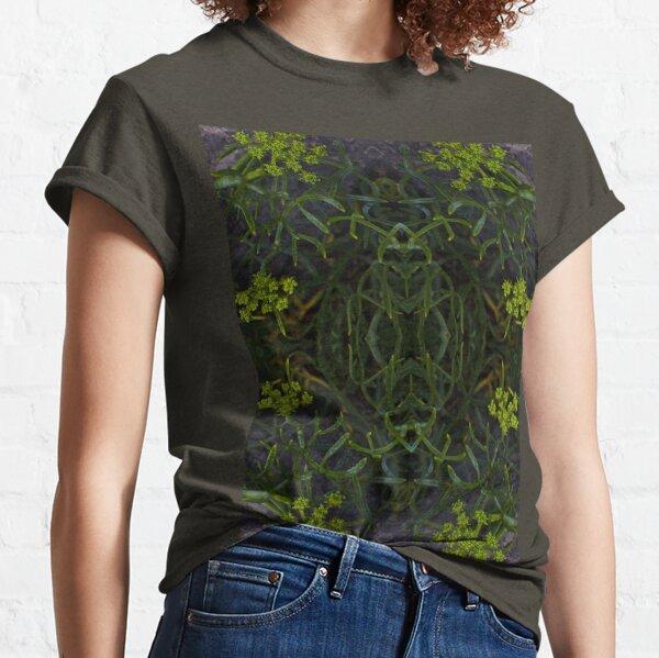 Rock Samphire, Inishmore, Aran Islands Classic T-Shirt