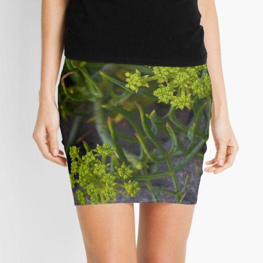 Rock Samphire, Inishmore, Aran Islands Mini Skirt