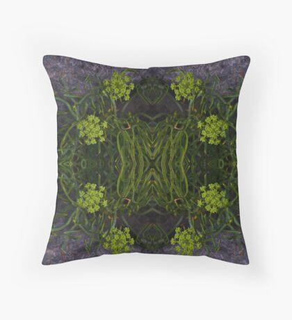 Rock Samphire, Inishmore, Aran Islands Floor Pillow