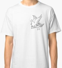 Rip Lil Peep Cry Baby Classic T-Shirt