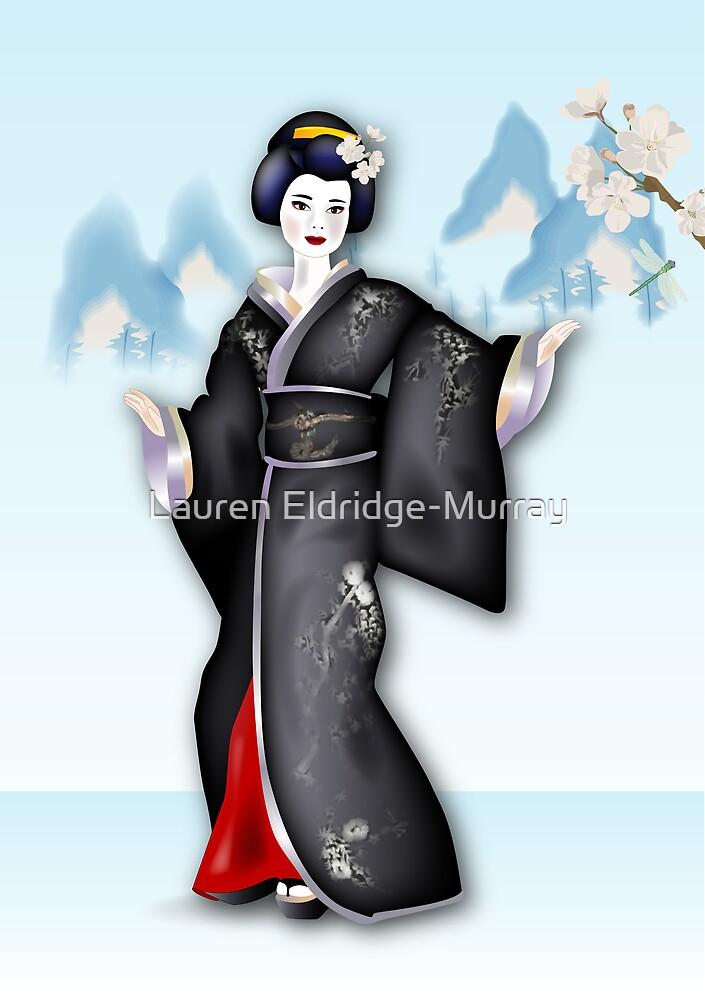 Geisha by Lauren Eldridge-Murray