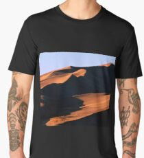Dune Shadows Men's Premium T-Shirt