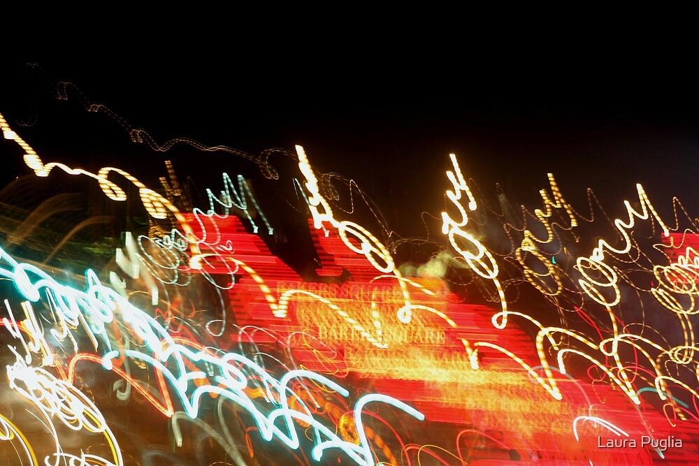 Dancing Lights by Laura Puglia
