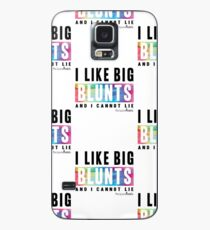 I Like Big Blunts and I Cannot Lie Case/Skin for Samsung Galaxy