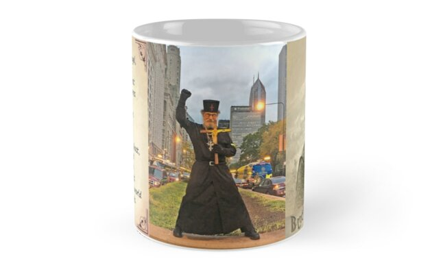 Brother Nathanael Special Coffee Mug by Albert