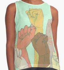 together Contrast Tank