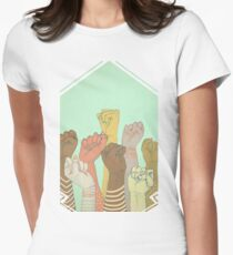 together Women's Fitted T-Shirt