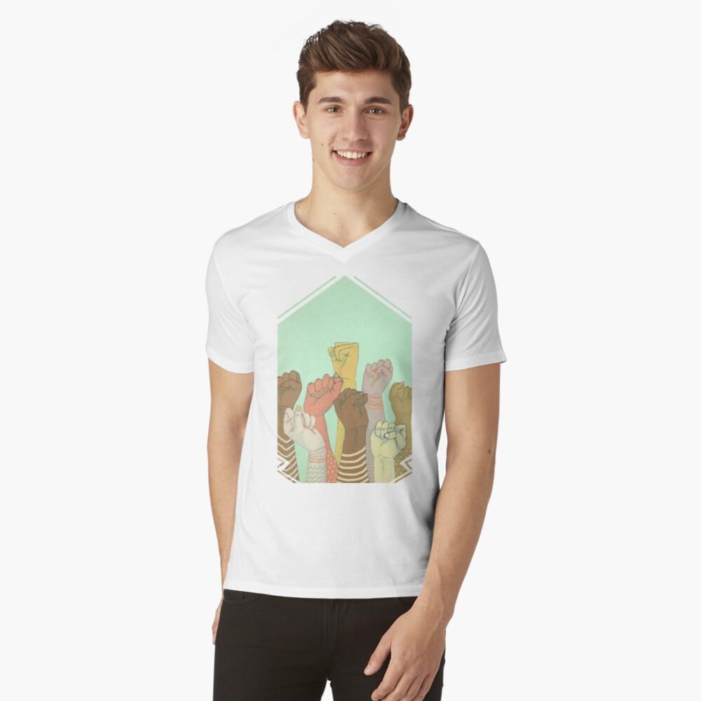 together V-Neck T-Shirt