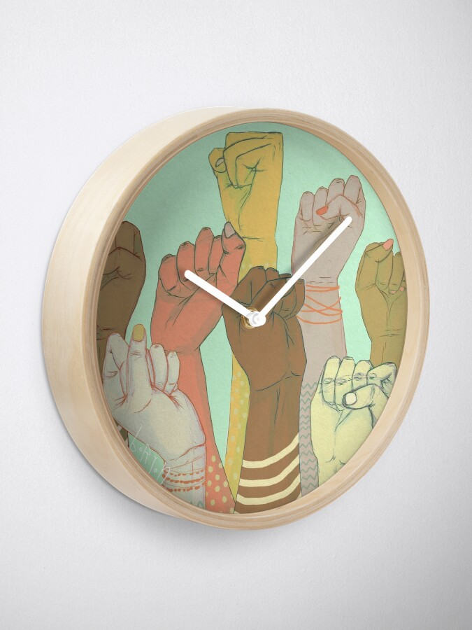 Alternate view of together Clock