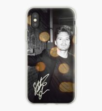 autograph. - sebastian stan iPhone Case