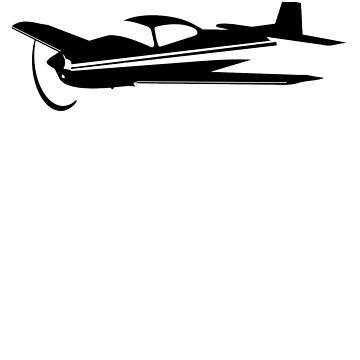 Navion Airplane by cranha