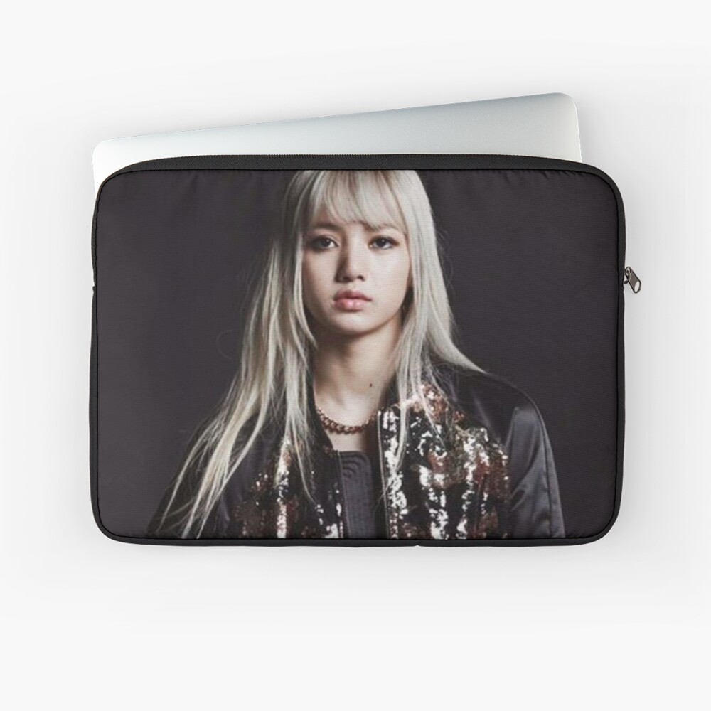 LISA - black Laptoptasche