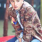 Kyungsoo DO Exo von nishapatel7798