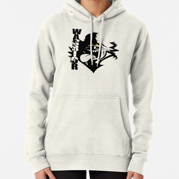 THE WARRIOR Pullover Hoodie