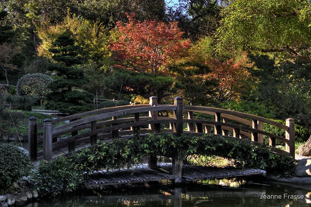 Hakone Gardens by Jeanne Frasse