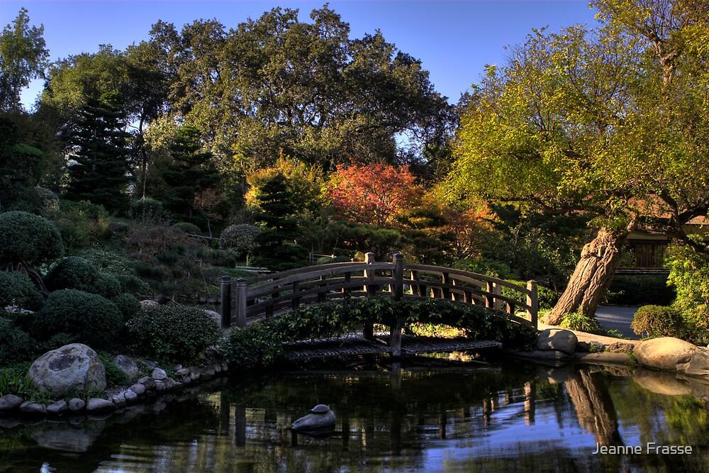 Hakone Gardens HDR by Jeanne Frasse